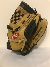 Rawlings Right Hand Throw 11.5 inch Leather Baseball Glove, PP2109TB