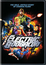 ELECTRIC BOOGALOO - THE WILD, UNTOLD STORY OF CANNON FILMS (DVD)