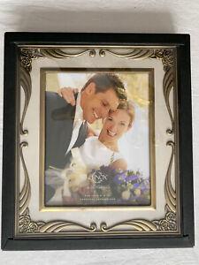 "Lenox Wedding Photo Album Scroll Design 8""x10"" Book 6408058 BRAND NEW"