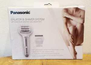 Panasonic ES-EL9A-S Women Epilator Shaver System Cordless Wet / Dry Scrubber