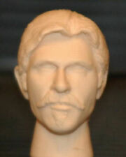 1/6 SCALE CUSTOM VAL KILMER DOC HOLIDAY ACTION FIGURE HEAD!