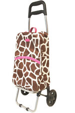 Sachi Shopping Trolly - Rolling Cart With Removable, Insullated Bag | Giraffe