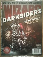WIZARD COMICS MAGAZINE #221 February 2010 Sealed, Joe Mad's Darksiders cover