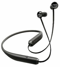 Sol Republic Shadow Wireless Bluetooth Neckband Earphones - Black