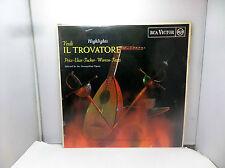 VERDI IL TROVATORE PRICE ELIAS WARREN JOZZI JOCKER RCA RB6519  LP  VINYL