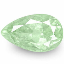 Colombia Pear Natural Loose Emeralds