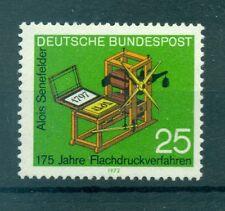 LITOGRAFIA - LITHOGRAPHY WEST GERMANY BRD 1972 175th Anniv.