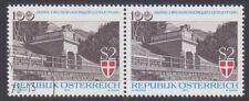 Austria 1973 MNH & CTO NH Mi 1429 Sc 957 Mountain spring water supply system