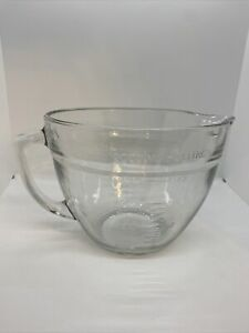 Pampered Chef 8 Cup 2 Quart Large Measuring Mixing Batter Bowl NO LID! Perfect
