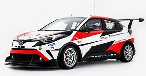 Toyota CHR Rally - Full Size Decal Kit