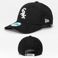 Era Chicago White Sox The League Velcroback 9forty Cap Adjustable Black