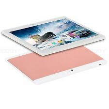 10 inch Google Android 6.0 Tablet PC 4Core 3G Phone Dual Sim Unlocked GPS 10.1''