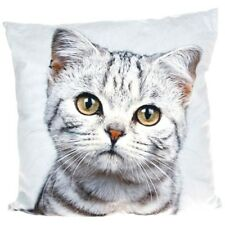 Visage Cute Cat/Kitten Cushion Mini/Small/Large,Travel Accessory,Pet Lover Gift