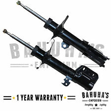 2X FRONT PAIR SHOCK ABSORBER STRUTS FOR A TOYOTA AVENSIS T25 2002>2008 *NEW*