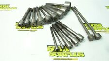 """New listing Lot Of 16 Assorted Counterbore Pilots 27/64"""" To 1"""" Pilots Eclipse"""