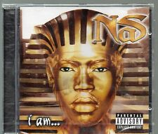 NAS CD I AM... fuori catalogo NUOVO sigillato SEALED 1999