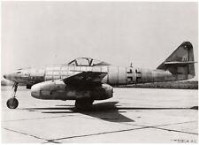 MESSERSCHMITT Me 262 (Spannweite 1270 mm) Modellbauplan