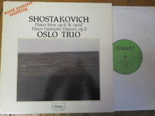 PS 1014 Shostakovich Piano Trios Op. 8 & 67 etc. / Oslo Trio