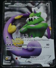 Holo Foil Tornadus 98/98 B&W Emerging Powers Set Pokemon Trading Cards Rares PL