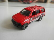 Matchbox Ford Expedition in Red