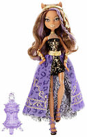 Monster High Clawdeeen Wolf 13 WÜNSCHE 13 Wishes - Haunt the Casbah Y7705 OVP