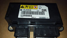 GM OEM Supplemental Restraint System-Sdm Module 13579115