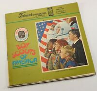 Vintage 1973 Official Norman Rockwell Turner Calendar Boy Scout of America BSA
