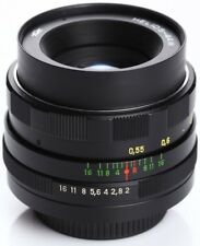 US Seller Helios 44m 58mm f2 8 blades Bokeh portrait Lens M42 Mount 44-2 Manual