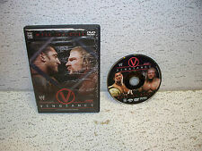 WWE Vengeance 2005 Hell in a Cell 2005 DVD Out Of Print WWF Batista Triple H