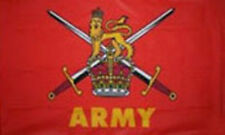 BRITISH ARMY FLAG 5' x 3' Great Britain Military Armed Forces Day Flags