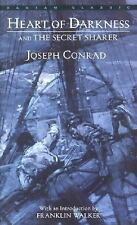 Classics: Heart of Darkness and the Secret Sharer by Joseph Conrad (1982,...