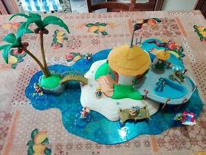 Kinder Diorama Isola degli Orsetten anni '90 - De Agostini Junior