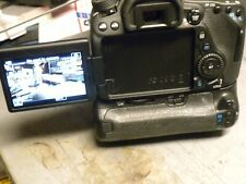 Canon EOS 80d 24.2mp DSLR Camera With 1 Lens and Accessories Free Shipping
