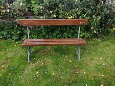 Antique Railway Platform Bench Fully Restored