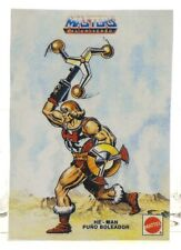 1988 Mattel Masters Of The Universe FLYING FISTS HE-MAN VINTAGE STICKER Spain ex