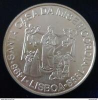 1000 ESCUDOS, Silver Coin Portugal, SANTA CASA DA MISERICÓRDIA