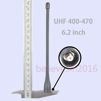 "6.2 "" FA-SC57U UHF Antenna For Icom F21 F21S F21BR F21GM F24 F24S F4 F4GS radio"