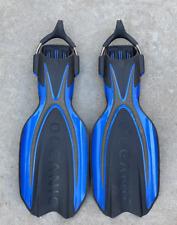 Oceanic Manta Ray Fins Blue
