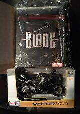 Mezco Blade MDX Plus Cycle and Headsculpts!!