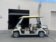 New listing  2011 CT&T c zone 6 passenger seat LSV street legal golf cart AC MOTOR 72v FAST