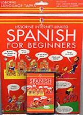 Spanish for Beginners (Usborne Internet-linked),Angela Wilkes, M. Gomez, John S