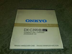 Onkyo DX-C390 CD Player changer Brand new in the box!! Never opened