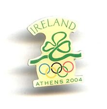Athens 2004 NOC pins - IRELAND OLYMPIC COMMITTEE pin dated pin / badge