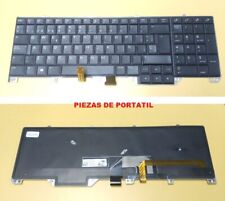 Teclado Dell Alienware M17 R4 con backlight negro       0160044