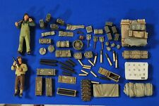VERLINDEN PRODUCTIONS #2753 75mm Shermans Crew-Ammo-Stowage Supplies in 1:35