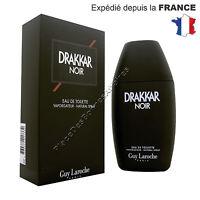 Drakkar Noir Guy Laroche pour homme Eau de Toilette 200ml +1 Échantillon