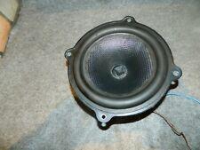 B&W DM5 Vintage Speaker 8 ohms Drive units Single