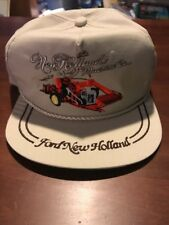 New Holland Machine Company Baseball Hat Cap Adjustable Heritage Series K Brand