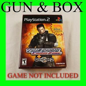 NAMCO GUNCON 2 (G-CON NPC-106) LIGHT GUN PS2 PlayStation/2 Time Crisis (NO GAME)
