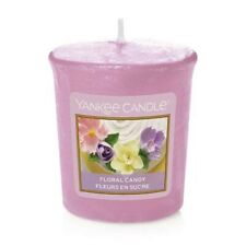 Yankee Candle Floral Candy Votive Candle Sampler candle 45g x 18 NEW